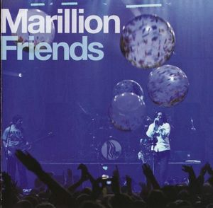 Marillion - Friends CD (album) cover