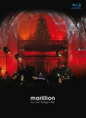 Marillion - Live At Cadogan Hall DVD (album) cover
