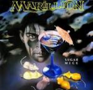 Marillion - Sugar Mice CD (album) cover
