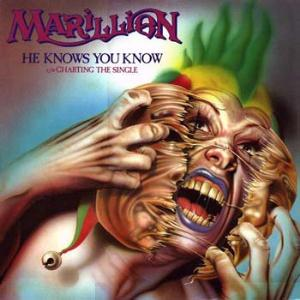Marillion - He Knows You Know CD (album) cover