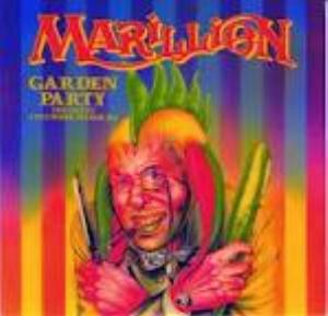 Marillion - Garden Party CD (album) cover