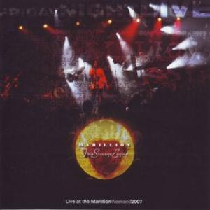 Marillion - This Strange Engine Live CD (album) cover