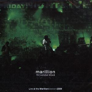 Marillion - Seasons End Live CD (album) cover