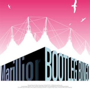 Marillion - Bootleg Bingo CD (album) cover
