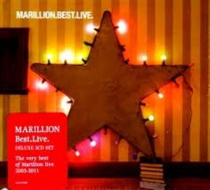 Marillion - Marillion.best.live CD (album) cover