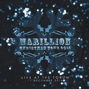 Marillion - Live At The Forum CD (album) cover