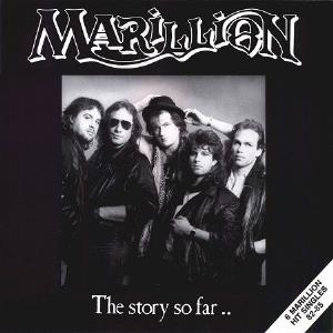 Marillion - The Story So Far... CD (album) cover
