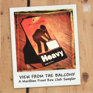 Marillion - View From The Balcony (a Front Row Club Sampler) CD (album) cover