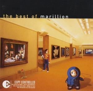 Marillion - The Best Of Marillion (emi Compilation) CD (album) cover