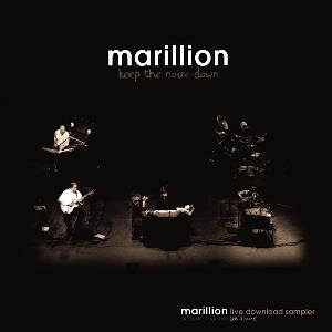 Marillion - Keep The Noise Down CD (album) cover
