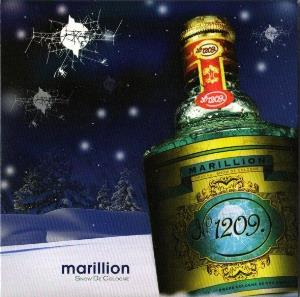 Marillion - Christmas 2009: Snow De Cologne CD (album) cover