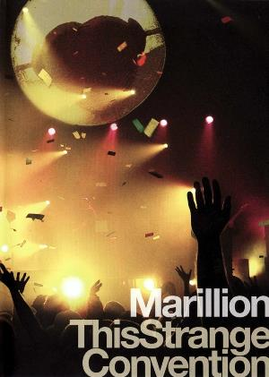 Marillion - This Strange Convention DVD (album) cover