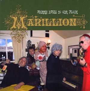 Marillion - Christmas 2005 : Merry Xmas To Our Flock CD (album) cover