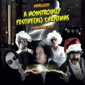Marillion - A Monstrously Festive(al) Christmas CD (album) cover