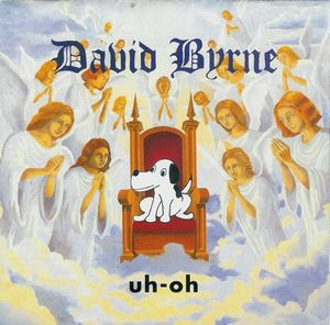 David Byrne - Uh-oh CD (album) cover