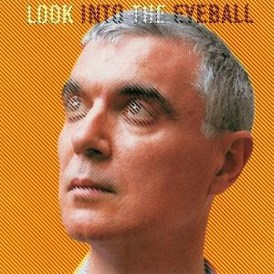 David Byrne - Look Into The Eyeball CD (album) cover