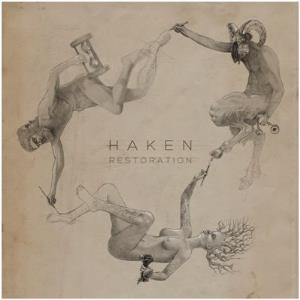 Haken - Restoration CD (album) cover