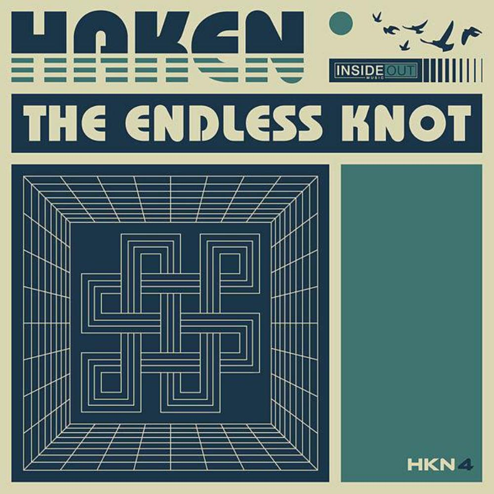 Haken - The Endless Knot CD (album) cover