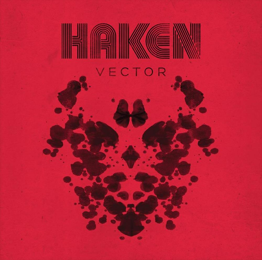 Haken - Vector CD (album) cover