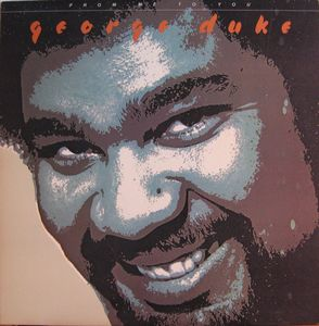 George Duke - From Me To You CD (album) cover
