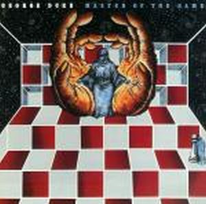 George Duke - Master Of The Game CD (album) cover