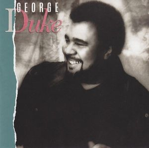 GEORGE DUKE - George Duke CD album cover