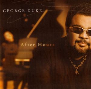 George Duke - After Hours CD (album) cover
