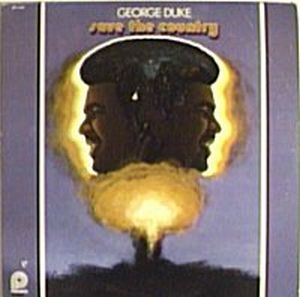 George Duke - Save The Country CD (album) cover