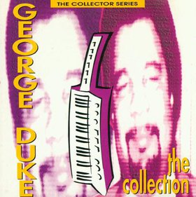 George Duke - The Collection CD (album) cover