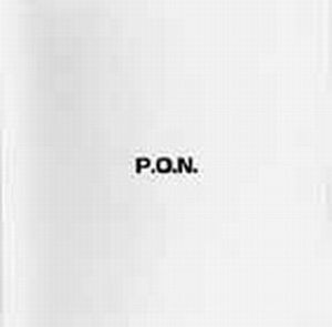P.o.n. P.o.n. CD album cover