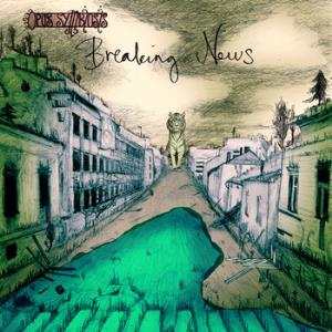 Opus Symbiosis - Breaking News CD (album) cover