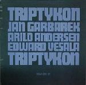 Jan Garbarek - Triptykon (with Arild Andersen And Edward Vesala) CD (album) cover