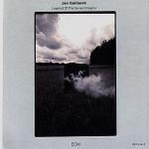 Jan Garbarek - Legend Of The Seven Dreams CD (album) cover