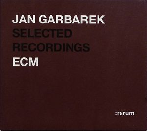 Jan Garbarek - Selected Recordings CD (album) cover