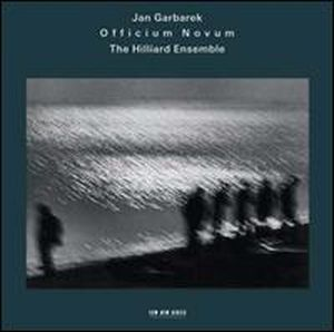 Jan Garbarek - Officium Novum CD (album) cover