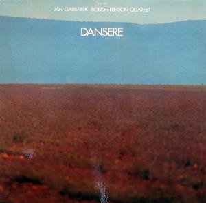 Jan Garbarek - Jan Garbarek - Bobo Stenson Quartet: Dansere CD (album) cover
