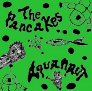 The Pancakes - Aquanaut CD (album) cover
