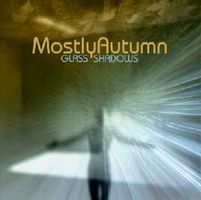 Mostly Autumn - Glass Shadows CD (album) cover