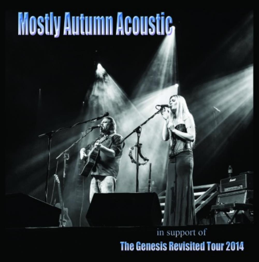 Mostly Autumn - Mostly Autumn Acoustic - The Genesis Revisited Tour 2014 CD (album) cover