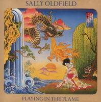 Sally Oldfield - Playing In The Flame CD (album) cover