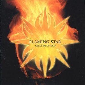 Sally Oldfield - Flaming Star CD (album) cover