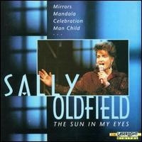 Sally Oldfield - The Sun In My Eyes CD (album) cover