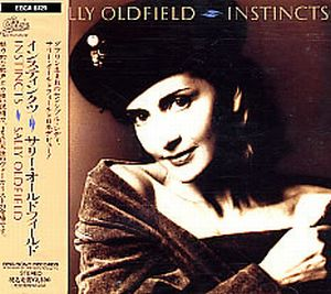 Sally Oldfield - Instincts CD (album) cover