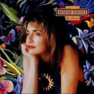 Sally Oldfield - The Flame CD (album) cover