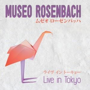 MUSEO ROSENBACH - Live In Tokyo CD album cover