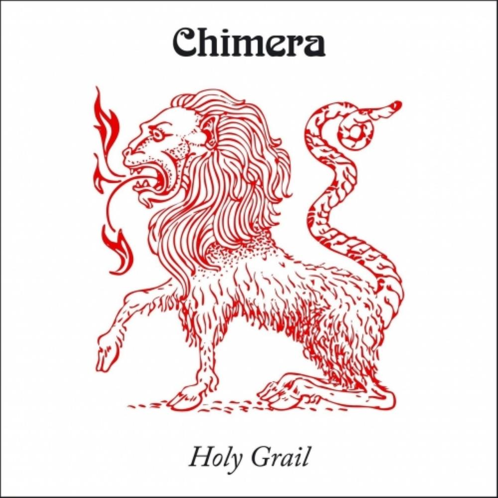 Chimera - Holy Grail CD (album) cover