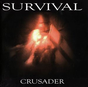 Survival - Crusader CD (album) cover