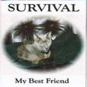 Survival - My Best Friend CD (album) cover