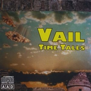 Realm / Steve Vail - Time Tales CD (album) cover