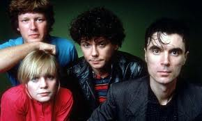 TALKING HEADS image groupe band picture